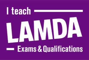 LAMDA tuition for LAMDA Examinations